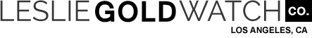 Leslie Gold Watch Co.