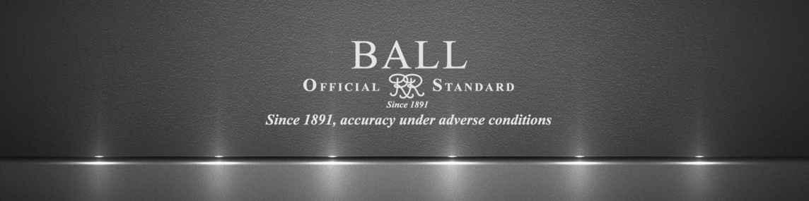 Ball : Ball Men's Watches BMW <