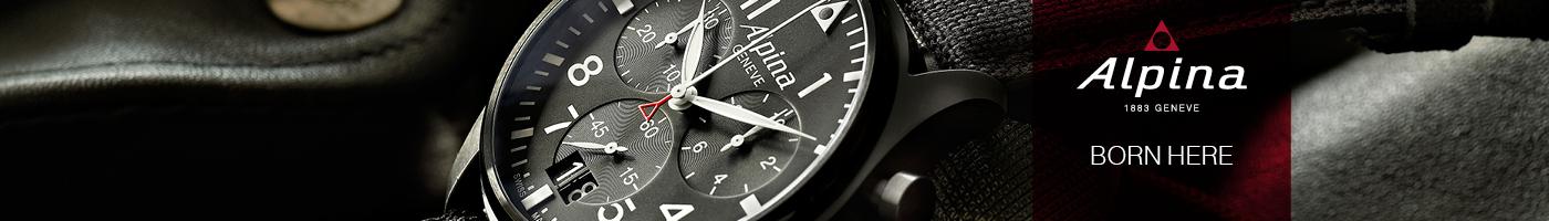 Alpina : Alpina Watches <